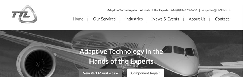 Web 20 May 2015 - TTL, the Adaptive Technology experts, announce the launch of their new website - Image.jpg