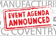 Final agenda announced - REGISTER to secure your place