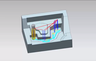 NX12 Skip Cut Areas Where Engages Do Not Fit
